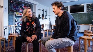 Rockpalast Backstage 2018: Peter Bursch