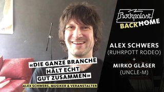 Rockpalast BACK HOME: Alex Schwers (Ruhrpott Rodeo) / Mirko Gläser (Uncle-M)