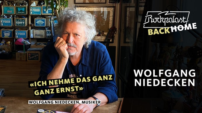 Rockpalast BACK HOME: Wolfgang Niedecken