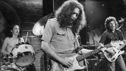 Rory Gallagher - 1976, WDR-Studio L