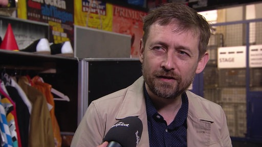 Interview: The Divine Comedy