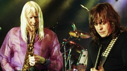 Edgar Winter, Rick Derringer