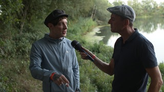 Interview @ Haldern Pop 2019: Gerry Cinnamon