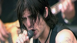 Hinder bei Rock am Ring 2007