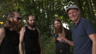 Interview @ Haldern Pop 2019: Kadavar