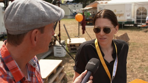 Interview @ Haldern Pop 2019: Kat Frankie
