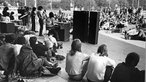 1. Internationales Essener Pop & Blues Festival 1969: Konzert vor der Grugahalle