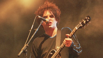 The Cure beim Bizarre Festival 1998