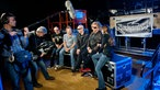 Chickenfoot Backstage beim Interview mit dem Rockpalast Team