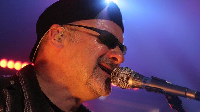 Paul Carrack bei Crossroads im Oktober 2005