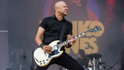 Danko Jones beim Summer Breeze 2018