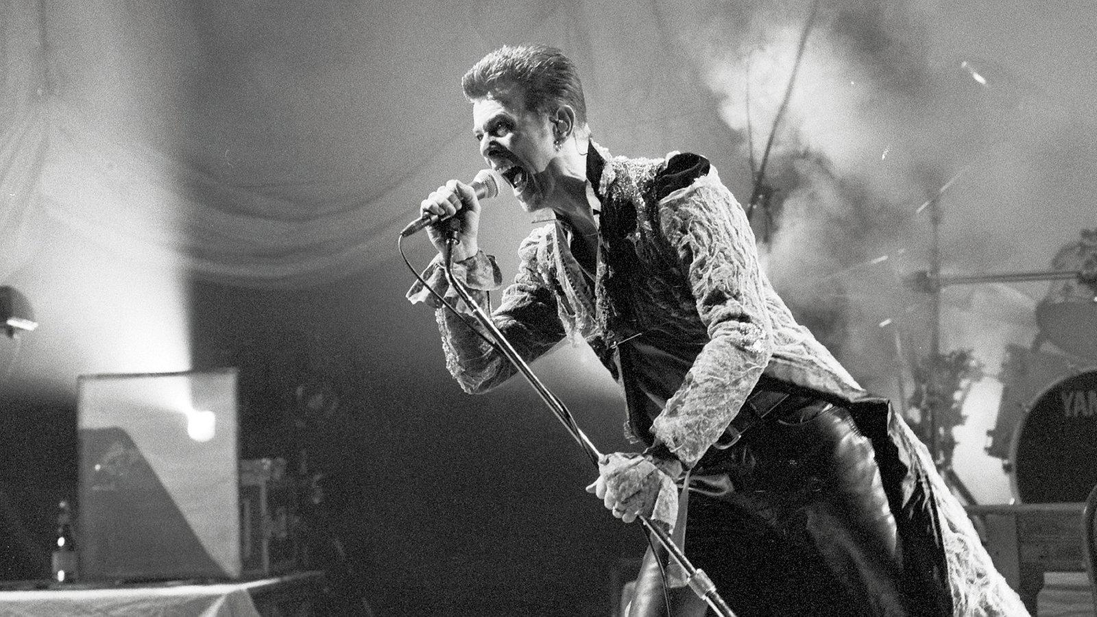 David Bowie Fernsehen