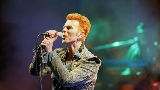 David Bowie - 22. Juni 1996, Loreley