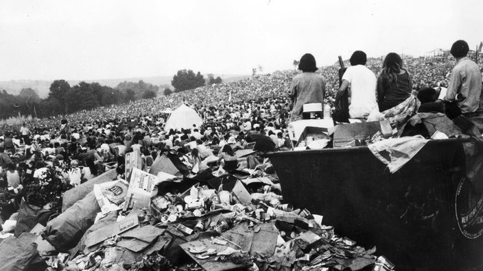 Taking A Trip To Woodstock