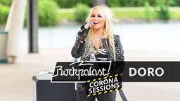 Doro: Corona Session Amphitheater Gelsenkirchen