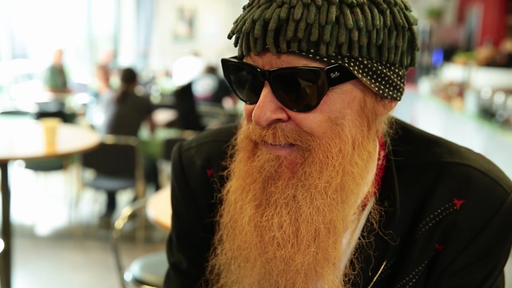 Billy Gibbons (ZZ Top) im Interview zu 40 Jahren Rockpalast