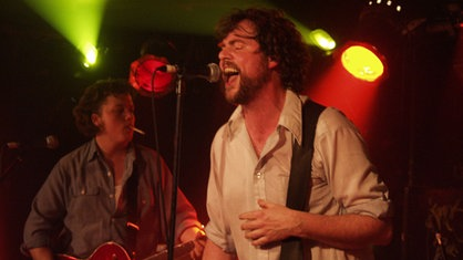 Drive-By Truckers beim X-Mas Special 2003