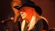 Johnny Winter bei den Leverkusener Jazztagen 2010