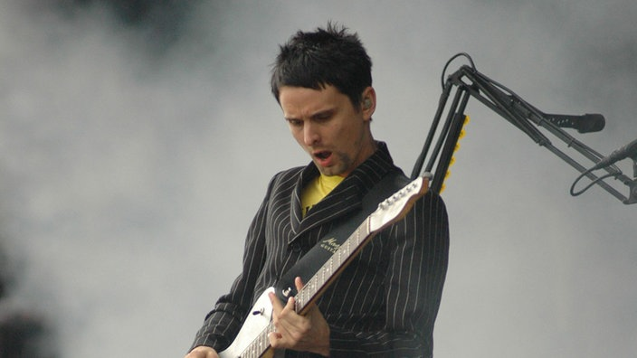 Muse bei Rock am Ring 2004