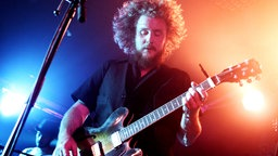 My Morning Jacket im Luxor, Köln 2008