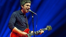 Noel Gallagher´s High Flying Birds in der Mitsubishi Electric Halle, Düsseldorf 2015