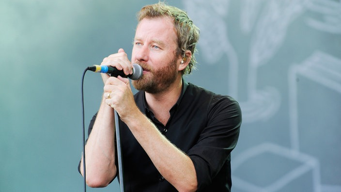 The National beim Haldern Pop Festival 2008