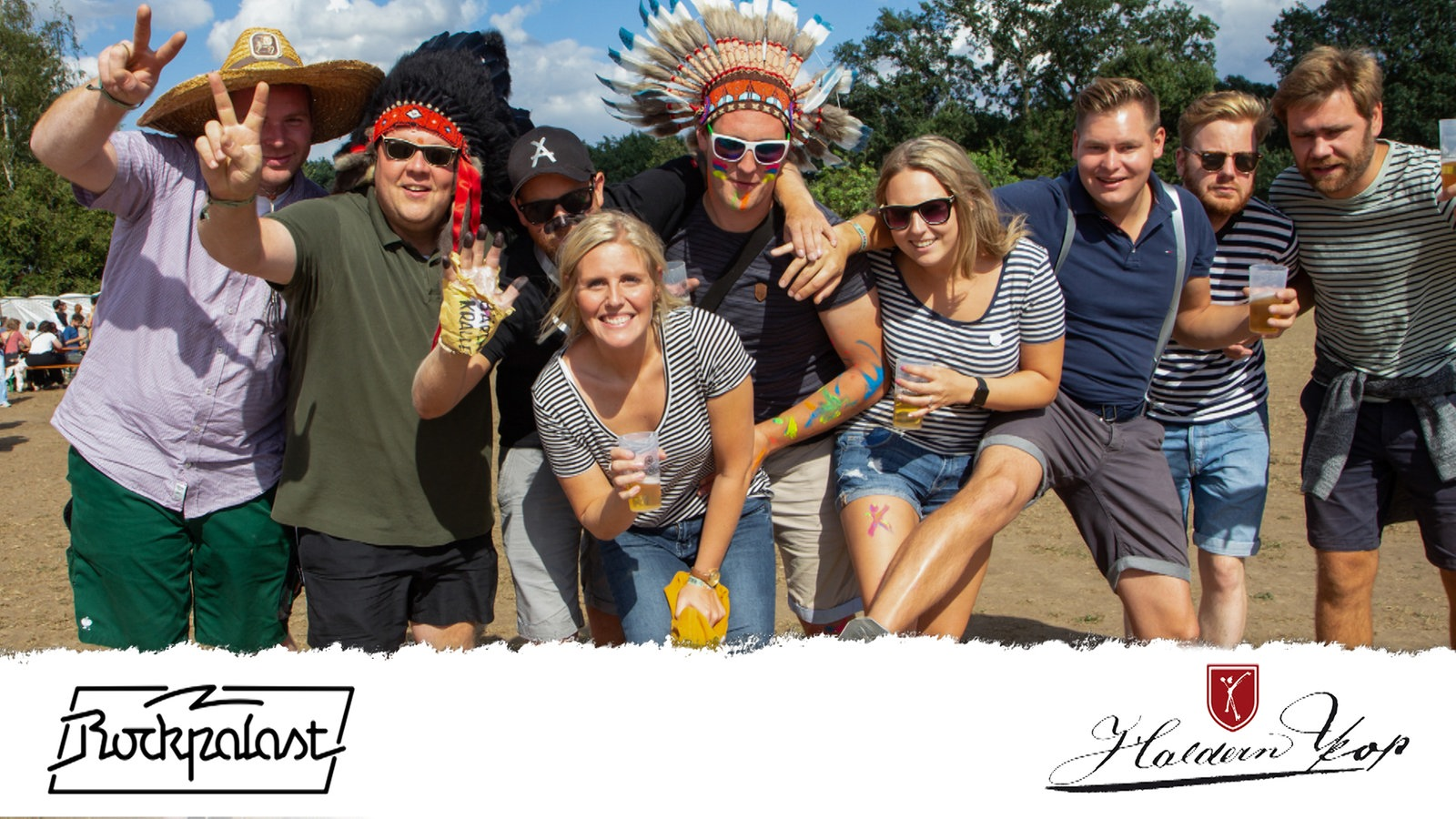 Publikumfotos Haldern Pop 2018