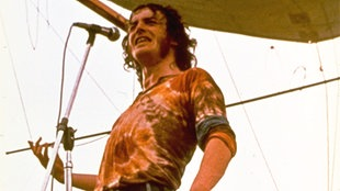 Joe Cocker 1980 im Metropol Berlin