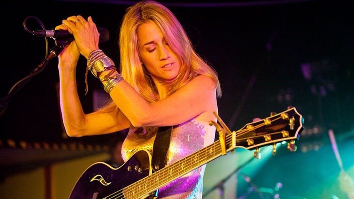 Rolling Stone Weekender 2011: Heather Nova