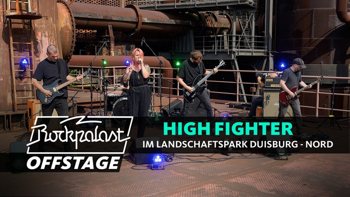 High Fighter: OFFSTAGE im Landschaftspark Duisburg