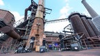 High Fighter im Landschaftspark Duisburg-Nord
