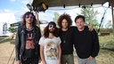 Wolfmother beim Highfield Festival 2016