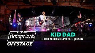 Kid Dad: OFFSTAGE in der Zeche Zollverein, Essen