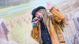 Korpiklaani beim Summer Breeze 2018
