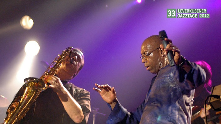 Leverkusener Jazztage 2012: Tower Of Power