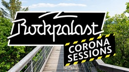 Logo Rockpalast Corona Sessions