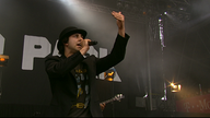 Maximo Park bei Rock am Ring 2007