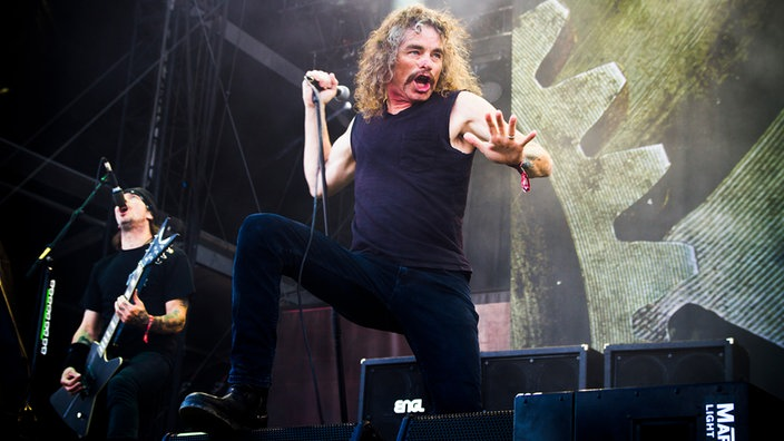 Overkill beim Summer Breeze 2017