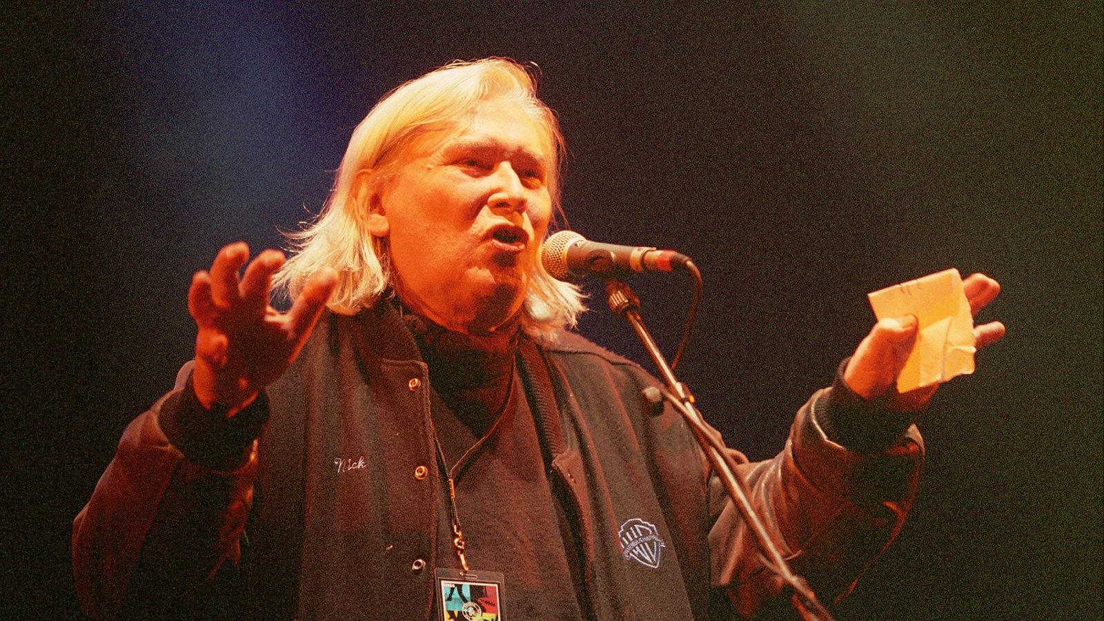 Rockpalast Peter Rüchel