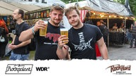 Publikumsfotos Rock Hard 2019
