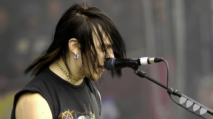 Bullet For My Valentine bei Rock am Ring 2006