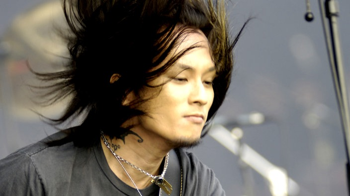 Dir En Grey bei Rock am Ring 2006