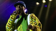 Pharrell Williams bei Rock am Ring 2006