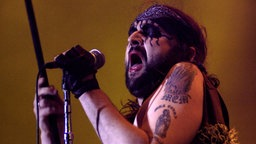 Turbonegro bei Rock am Ring 2006