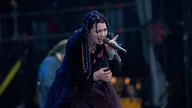 Evanescence bei Rock am Ring 2004