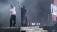 H-Blockx bei Rock am Ring 2004
