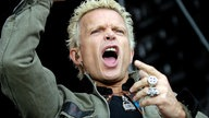 Billy Idol bei Rock am Ring 2005
