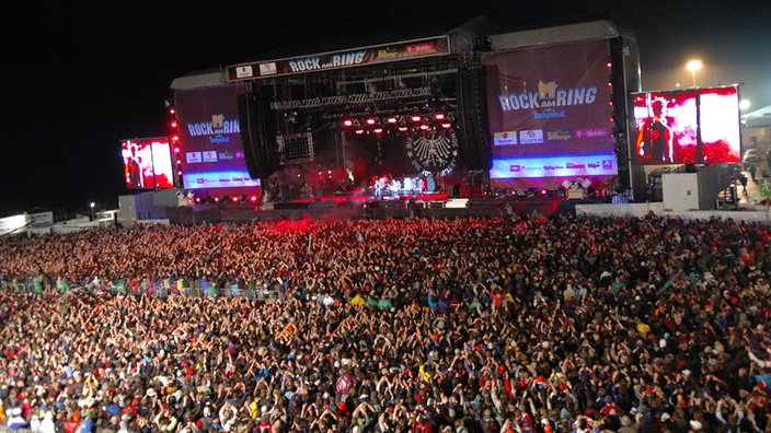 Publikum bei Rock am Ring 2005