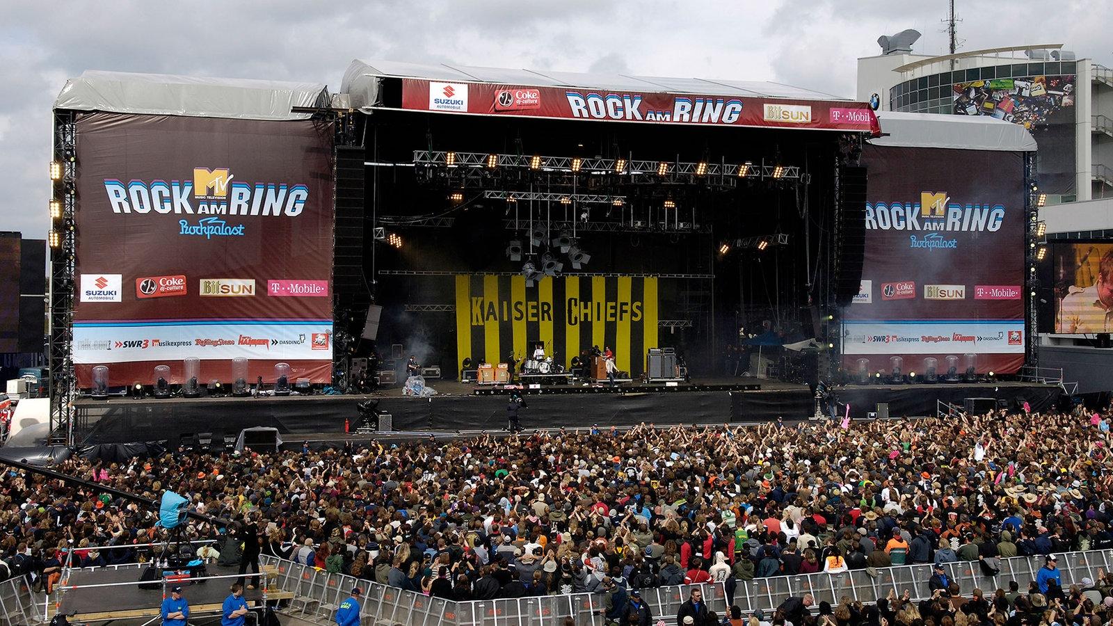 Rock Am Ring Im Fernsehen