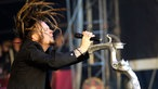 Korn bei Rock am Ring 2006